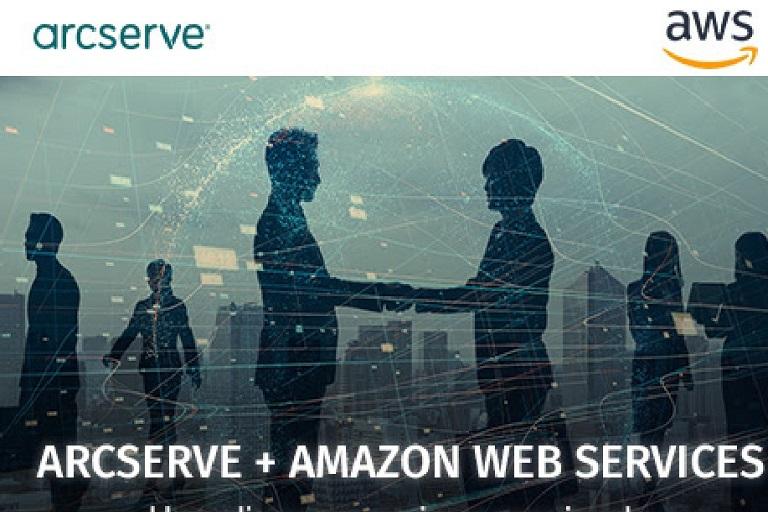 Arcserve alcanzó el estado de Socio Tecnológico Avanzado de AWS